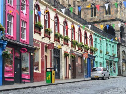 Een reis op maat naar Edinburgh boek je bij Image Groups Travel