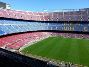 Breng een bezoekje aan Camp Nou tijdens een studiereis Barcelona