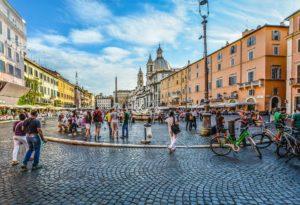 Een studiereis naar Rome boek je bij Image Groups Travel